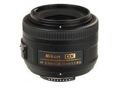 Об'єктив Nikon AF-S 35mm  f/ 1.8G DX