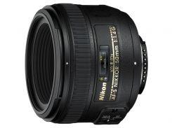 Об'єктив Nikkor AF-S 50mm f/1.4G