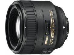 Об'єктив Nikon AF-S 85mm f/ 1.8G
