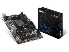 Материнська плата MSI A68HM-E33 V2
