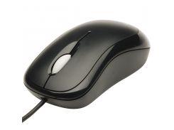 мишка microsoft basic optical business black