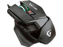 Мишка Gemix W130 USB Black