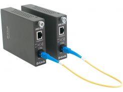 Медіаконвертер D-Link DMC-920T