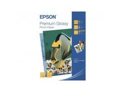 Фотопапір 10х15 Epson Premium Glossy Photo 50 аркушів (C13S041729BH)