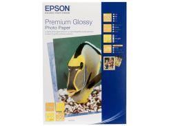 Фотопапір 13х18 Epson Premium Glossy 50 аркушів (C13S041875)