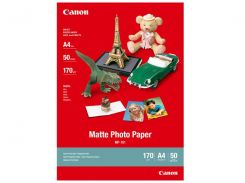 Папір A4 Canon Photo Paper 50 аркушів (7981A005)