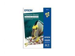 Фотопапір A4 Epson Premium Glossy 20 аркушів (C13S041287)