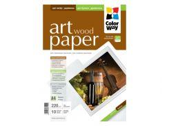 Фотопапір А4 ColorWay ART 10 аркушів (PMA220010WA4)