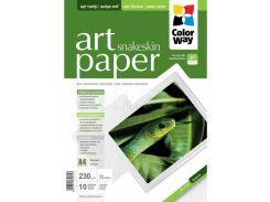 Фотопапір А4 ColorWay ART 10 аркушів (PGA230010PA4)
