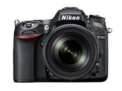 Цифрова фотокамера дзеркальна Nikon D7100 kit AF-S DX 18-105мм VR