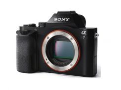 Цифрова фотокамера Sony Alpha 7 Body Black
