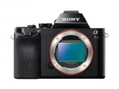 Цифрова фотокамера SONY Alpha 7S Body Black