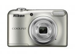 Цифрова фотокамера Nikon Coolpix A10 Silver