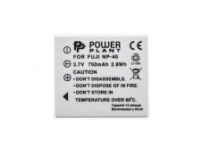 Aкумулятор PowerPlant Fujifilm NP-40