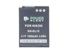 Aкумулятор PowerPlant Nikon EN-EL12