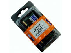 пам'ять для ноутбука goodram ddr2 1x2гб (gr800s264l6/2g)