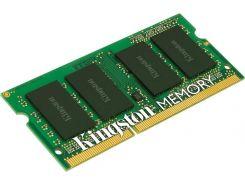 Пам'ять для ноутбука Kingston DDR3 1x2 ГБ (KVR16LS11S6/2)