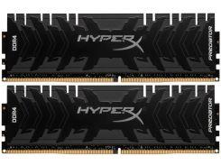 Пам'ять Kingston HyperX Predator Black DDR4 2x8 ГБ (HX430C15PB3K2/16)