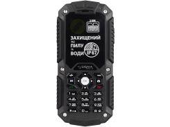 Мобільний телефон SIGMA X-treme IT67 Black