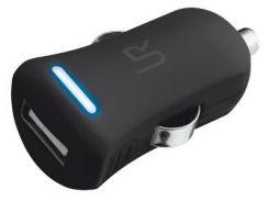 Автомобільний зарядний пристрій Urban Revolt Smart 1A Black