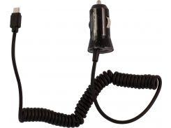 Автомобільний зарядний пристрій JoyRoom JR-C103 1xUSB 2.4A Black