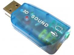 Звукова карта Dynamode USB-SOUNDCARD2.0