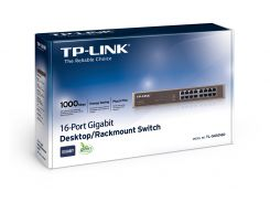Комутатор TP-Link TL-SG1016D