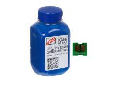 Тонер AHK HP CLJ Pro 300/400/M475 Blue + чіп