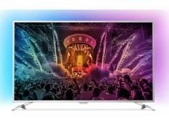 Телевізор LED Philips 49PUS6561/12 (Android TV, Wi-Fi, 3840x2160)