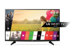 Телевізор LED LG 49LH590V (Smart TV, Wi-Fi, 1920x1080)