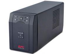 ПБЖ (UPS)  APC Smart-UPS SC 620VA