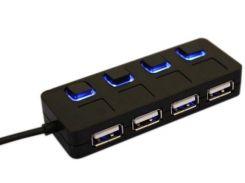 USB-хаб Lapara LA-SLED4