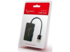 USB-хаб Gembird UHB-U2P4-03 Black