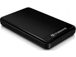 Зовнішній жорсткий диск Transcend TS2TSJ25A3K 2 ТБ Black