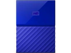 Зовнішній жорсткий диск Western Digital My Passport 1 ТБ Blue