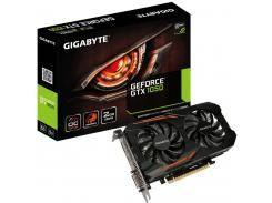Відеокарта Gigabyte GTX 1050 OC 2G (GV-N1050OC-2GD)