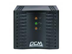 Стабілізатор TCA-3000 Powercom Black