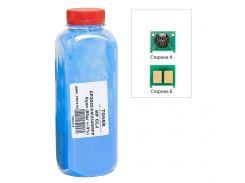 Тонер + чіп AHK for HP CLJ CP2025/CM2320 80g Cyan