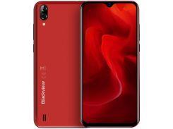 Смартфон Blackview A60 Pro 3/16GB Red  (6931548306085)