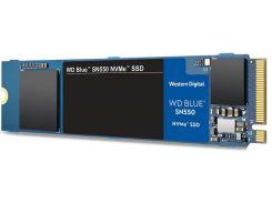 Твердотільний накопичувач Western Digital Blue SN550 2280 250GB WDS250G2B0C