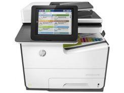 Багатофункціональний пристрій HP PageWide Enterprise 586dn A4 with Wi-Fi  (G1W39A)