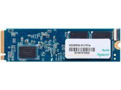 Твердотільний накопичувач Apacer AS2280Q4 PCe 4.0 x4 500GB AP500GAS2280Q4-1