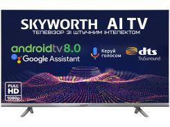 Телевізор LED Skyworth 32Е6 (Android TV, Wi-Fi, 1920x1080)