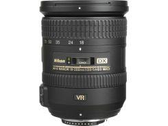 Об'єктив Nikon AF-S 18-200mm f/ 3.5-5.6G DX ED VR II  (JAA813DA)