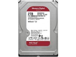 Жорсткий диск Western Digital Red 2TB WD20EFAX