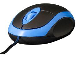 Миша Frime FM-001BB Black/Blue