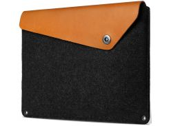 Чохол для ноутбука MUJJO Macbook 12 Tan (MUJJO-SL-078-TN)