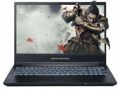 Ноутбук Dream Machines G1650-15UA24 Black