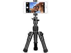 Трипод Momax Selfie Tripod Pro 5 TRS5D Black