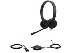 Гарнітура Lenovo Pro Stereo Wired VOIP Headset  (4XD0S92991)